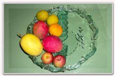 Fruteiras de Vidro em BH - Laqueamento Funaty
